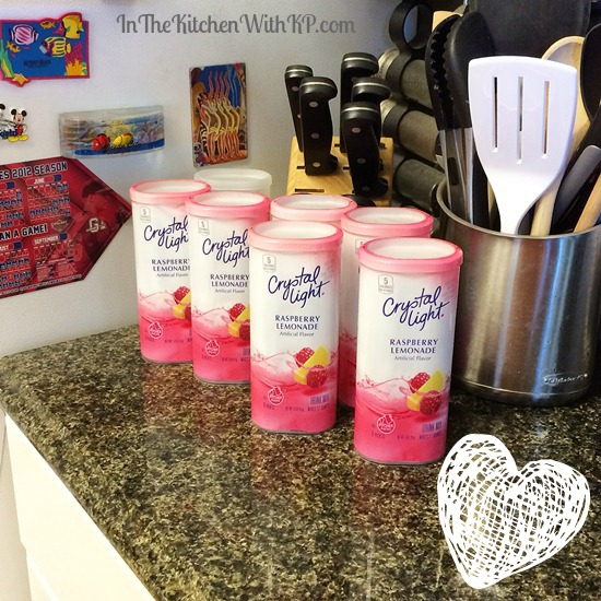 Crystal Light & Miranda Lambert Platinum Points Program www.InTheKitchenWithKP 1