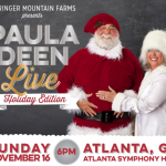 Paula Deen Live At The Woodruff Arts Center in Atlanta! Win Tickets To See the Show! #Giveaway