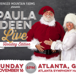 Paula Deen Live in Atlanta www.InTheKitchenWithKP Atlanta Attractions 2 slider