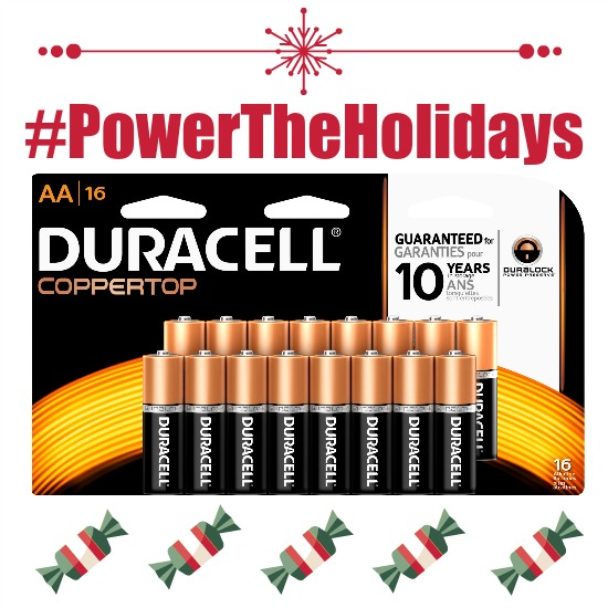 Stock Up On Duracell Batteries to #PowerTheHolidays www.InTheKitchenWithKP 4