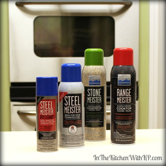 Stop Spots On Stainless Appliances With Meister Cleaners