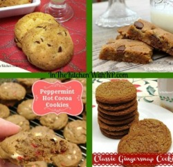 18 Awesome Cookie Recipes for a Holiday Exchange www.InTheKitchenWithKP slider