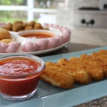 Easy Homemade Marinara Recipe Paired with Farm Rich Snacks #FarmRichHacks