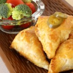 2 Ingredient Queso Recipe Helps Create Taco Turnovers In Snap