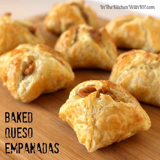 Baked Queso Empanadas recipe www.InTheKitchenWithKP 6
