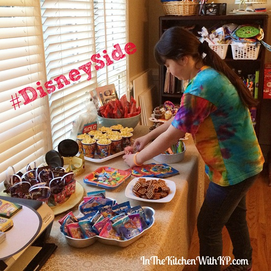No Reason At All is the Best Reason to Host a Disney Side at Home Celebration | In The Kitchen With KP | DisneySide Party Ideas