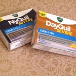 Winter, Colds and Flu Be Gone #ReliefIsHere From Vicks DayQuil and NyQuil Severe