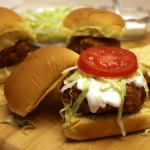 Mexican Sliders Perfect To Cook On The New Char-Broil Kettleman Grill