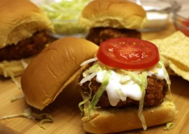 Mexican Sliders Recipe | In The Kitchen With KP