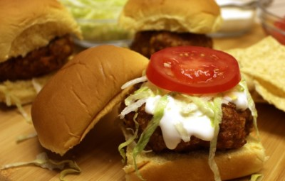 Mexican Sliders Recipe   In The Kitchen With KP