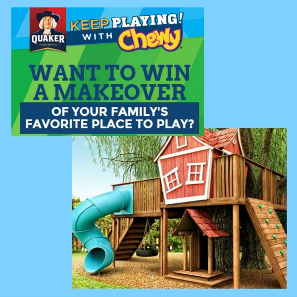 Win a $25000 Play Room Makeover From Quaker | In The Kitchen With KP | #KeepPlaying #ad
