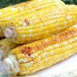 Honey Butter Oven Roasted Sunshine Sweet Corn #HuskYeah #IC #ad