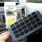 Relax and Freshen Your Daily Commute with PERK Visor Wrap Automotive Air Freshener