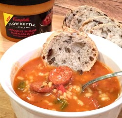 Cozy Up Dinner with a Side of Campbells Slow Kettle Soups | In The Kitchen With KP | Easy Family Dinner Ideas
