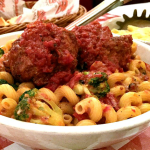 Customize Dinner with the Create Your Own Pasta Bowl at Buca di Beppo