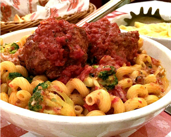 Create Your Own Pasta Bowl at Buca di Beppo | In The Kitchen With KP | Family Dining Ideas