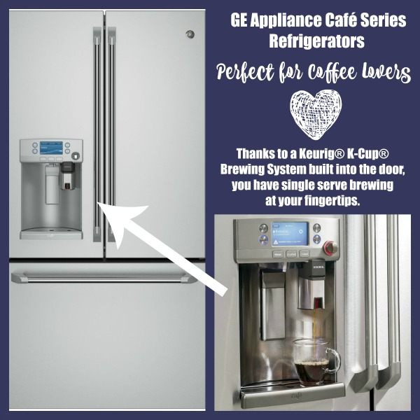 Find Your Happy In The Kitchen With New GE Café Series Appliances | In The Kitchen With KP