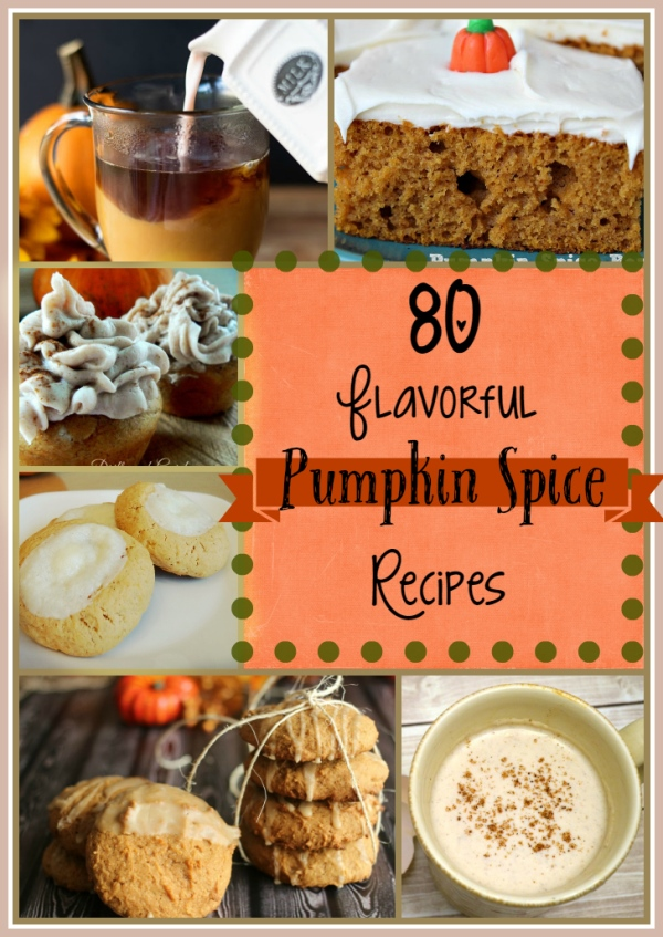 80 Pumpkin Spice Recipes to Celebrate Fall | In The Kitchen With KP | Pumpkin Spice Recipes