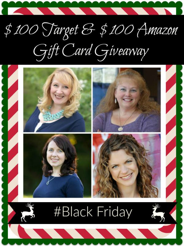Black Friday Cyber Monday Giveaway | In The Kitchen With KP | Blogger Giveaway