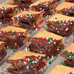 Sweet Holiday Planning with NABISCO WHEAT THINS PB Chocolate Bites
