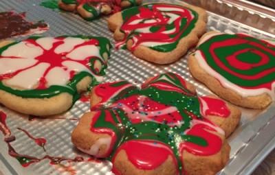Easiest Cutout Sugar Cookie Recipe www.InTheKitchenWithKP slider