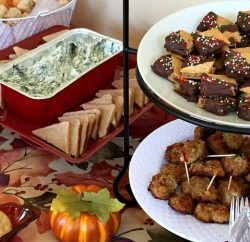 Food Planning Tips for Holiday Parties   In The Kitchen With KP   Holiday Party Planning Ideas