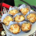 Tropical Bread Pudding Muffins #HostWithKH