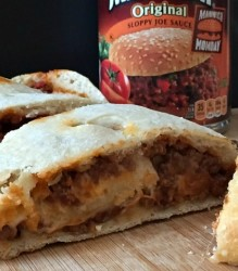 Sloppy Joe Stromboli | In The Kitchen With KP | Easy Weeknight Meal Recipes