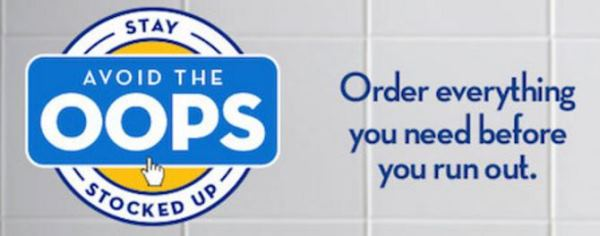 Avoid the Oops at Walmart