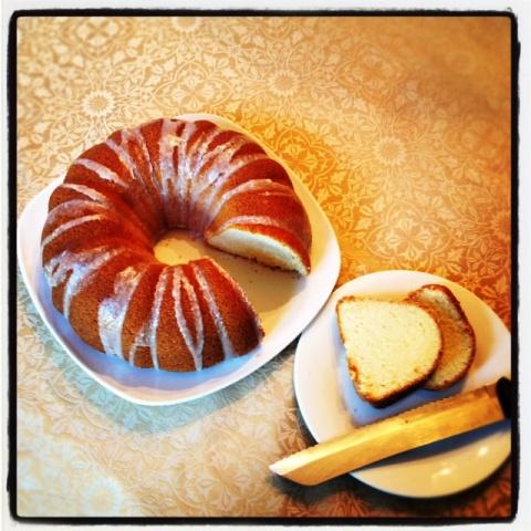 Anise Extract Cake