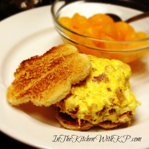 Freezable Bacon Egg and Cheese Sandwiches 4