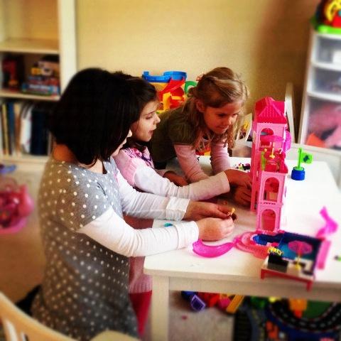 MegaBloks Barbie 4