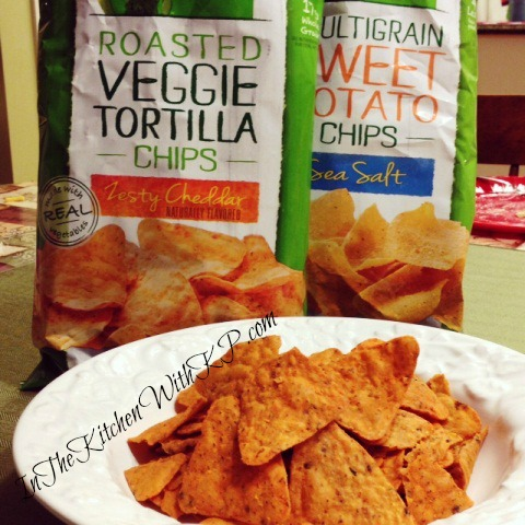 Roasted Veggie Tortilla Chips 1