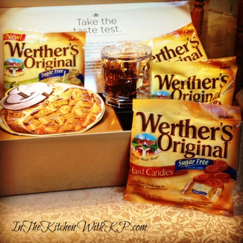 Sweet Tooth Alternatives Werthers Sugar Free 1
