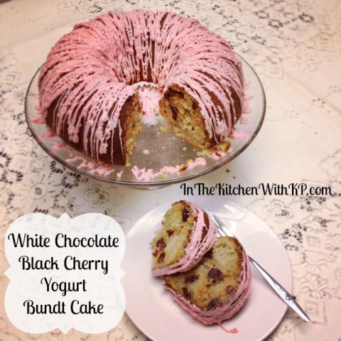Chocolate Greek Yogurt Bundt Cake