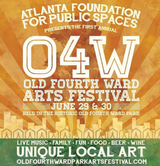 Old Fourth Ward Arts Festival