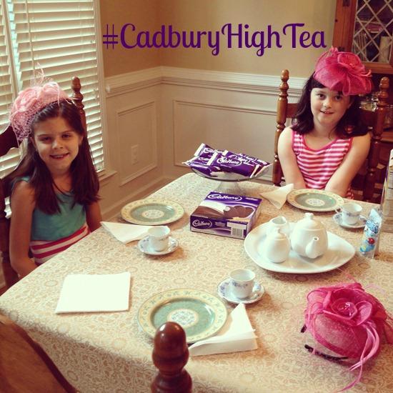 Cadbury Ice Cream Bars for High Tea 2