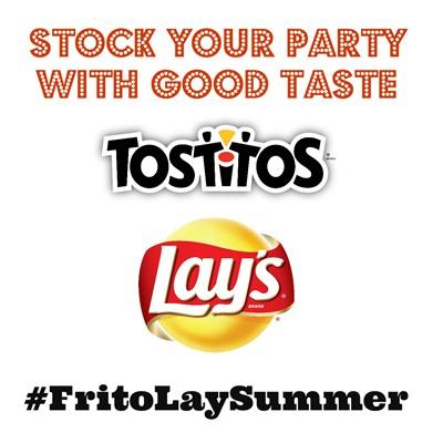 Frito Lay Summer Party Fun
