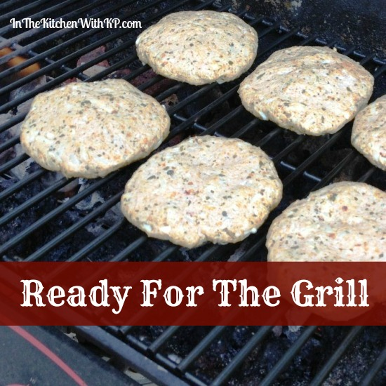 #ad Pesto and Sun Dried Tomato Ground Chicken Burgers #CreateAMeal #Cbias 6