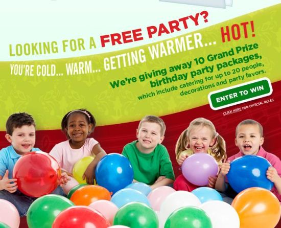 Moes Southwest Grill Contest Party Giveaway 2