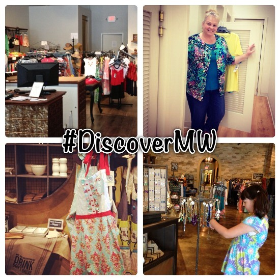 Exploring the shops at Merchants Walk shopping center #DiscoverMW www.InTheKitchenWithKP 1