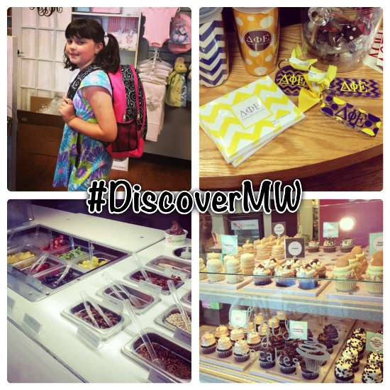 Exploring the shops at Merchants Walk shopping center #DiscoverMW www.InTheKitchenWithKP 2