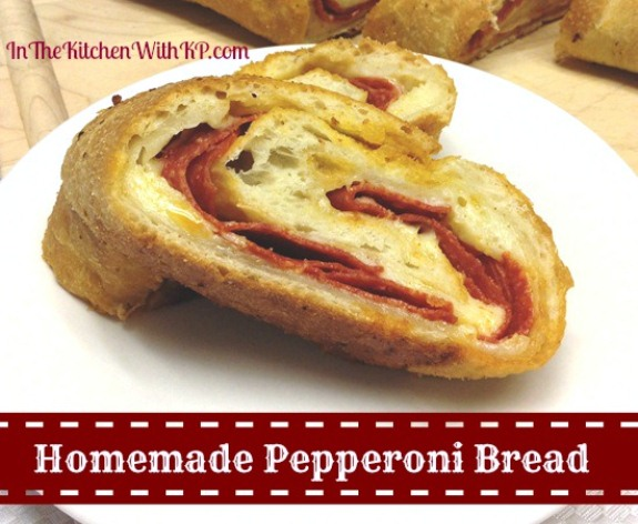 I am participating in a virtual pot luck for the lovely Christy Jordan from Southern Plate. Christy has long been an inspiration to many food bloggers ...  sc 1 st  In The Kitchen With KP & Pepperoni Bread for #PotluckforChristy @SouthernPlate - In The ...
