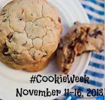 Cookie Week Badge #recipe www.InTheKitchenWithKP #CookieWeek