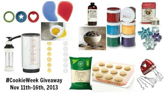 Cookie Week #Giveaway #recipe www.InTheKitchenWithKP #CookieWeek