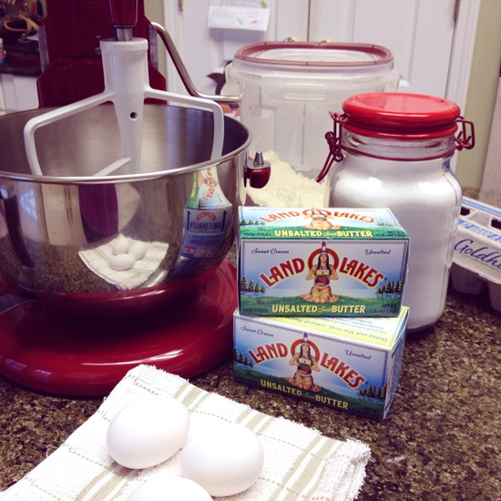 Fluffernutter Skillet Cookie #recipe #HolidayButter #shop www.InTheKitchenWithKP 2
