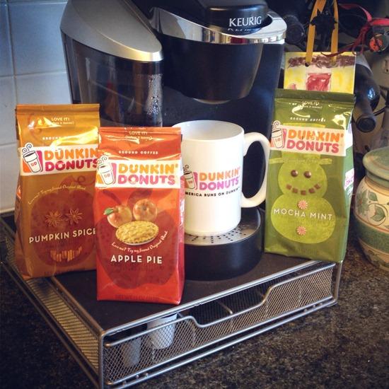 Dunkin Donuts Holiday Mug #DunkinMugUp #ad www.InTheKitchenWithKP 2