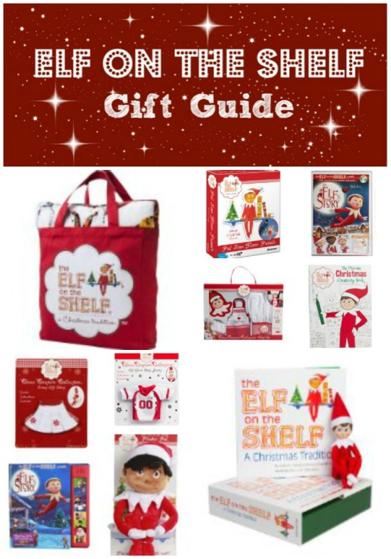 10 elf on the shelf themed gift ideas for the kid in for Christmas gift ideas from the kitchen