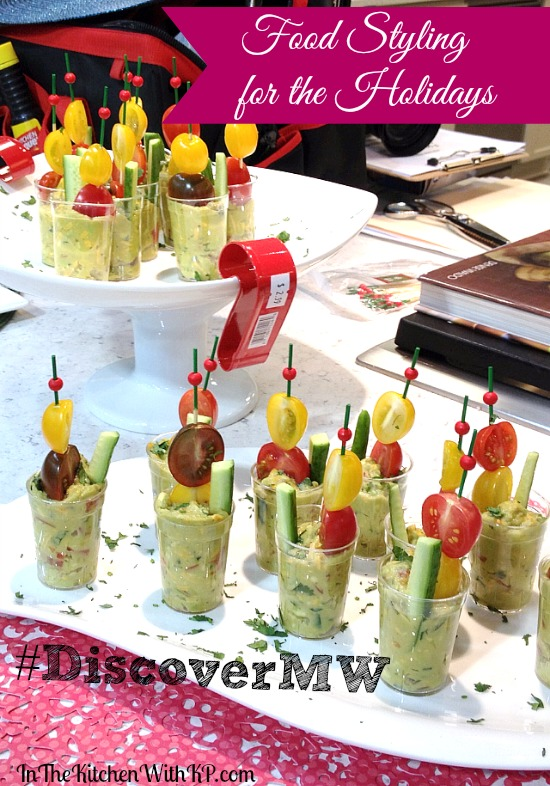 Food Styling for the Holidays With #CooksWarehouse and #MerchantsWalk www.InTheKitchenWithKP 2