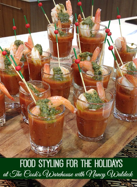 Food Styling for the Holidays With #CooksWarehouse and #MerchantsWalk www.InTheKitchenWithKP 3